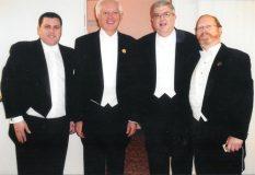 Cantor Shimon Farkas,  Marvin Hamlisch, Yaakov