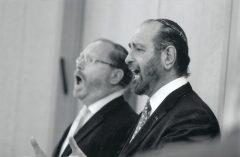 Yaakov and Cantor Joseph  Malovany